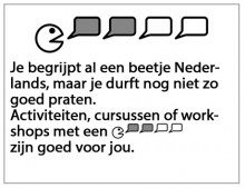 Je begrijpt al een beetje Nederlands