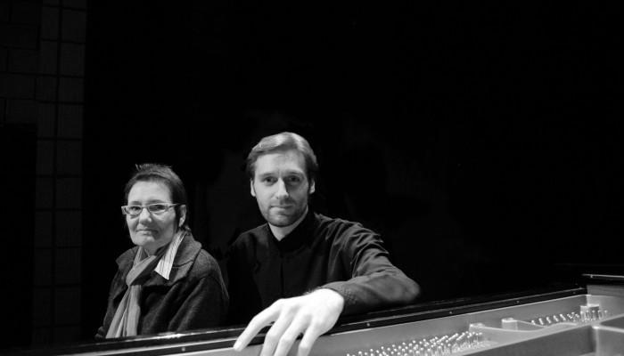 Philippe Raskin und Magda Calleeuw